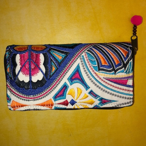 Handbags - Thailand Woman's Wallet